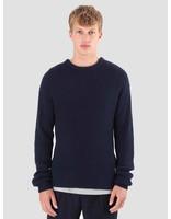 Wemoto Wemoto Colten Knitwear Navyblue 121.506-400