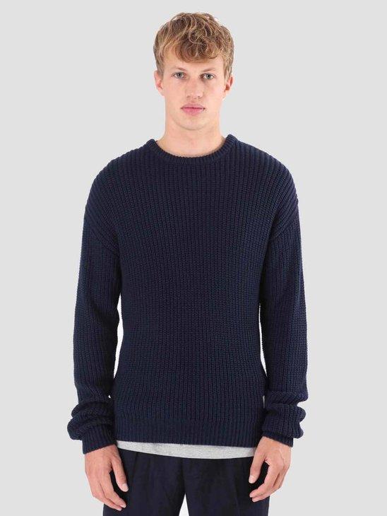 Wemoto Colten Knitwear Navyblue 121.506-400