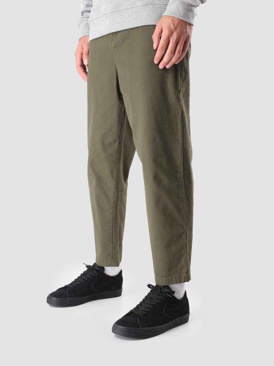 Wemoto Terell Pants Olive 121.711-608