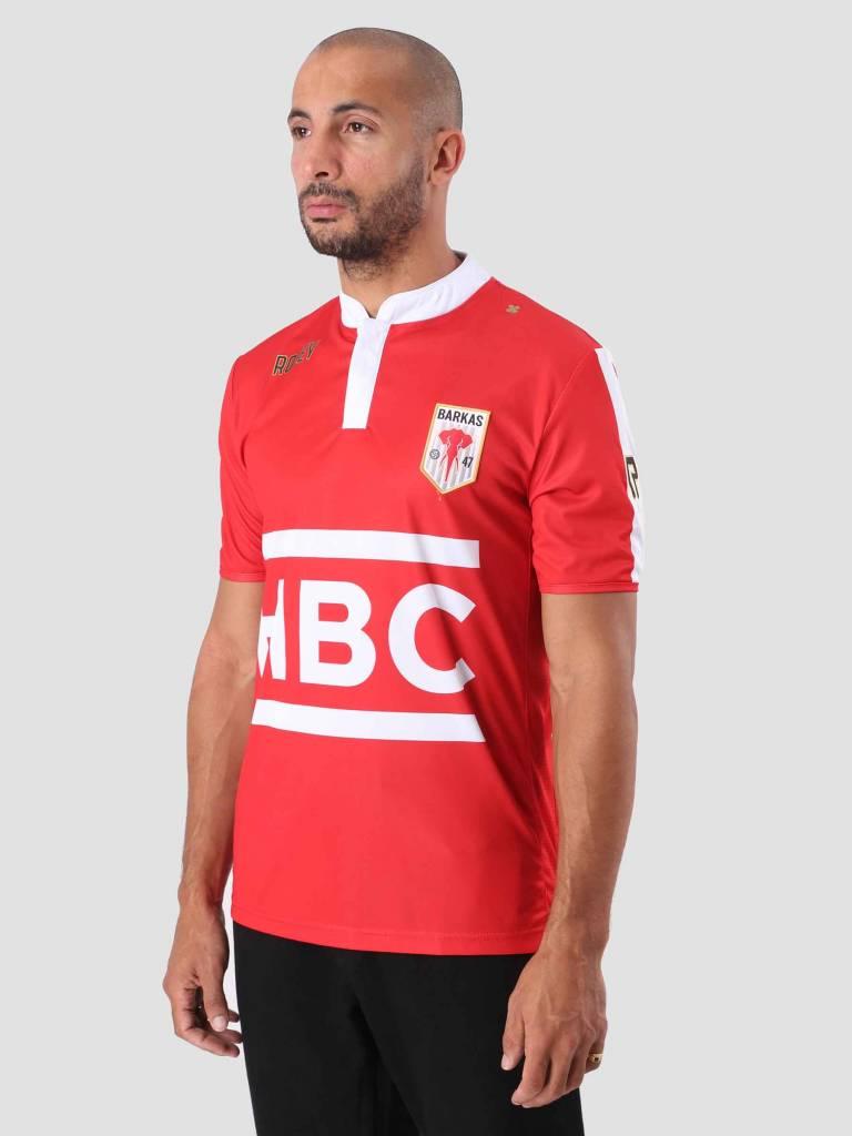 New Amsterdam Film Company New Amsterdam Film Company FC Barkas Kick Off T-Shirt Red CM76013