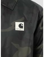 Carhartt Carhartt Sports Coach Jacket Camo Combat Green Wax I024018-83691
