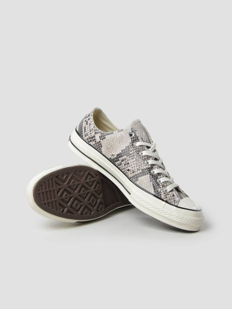 Converse Converse CTAS 70 OX Black Grey Egret 158857C
