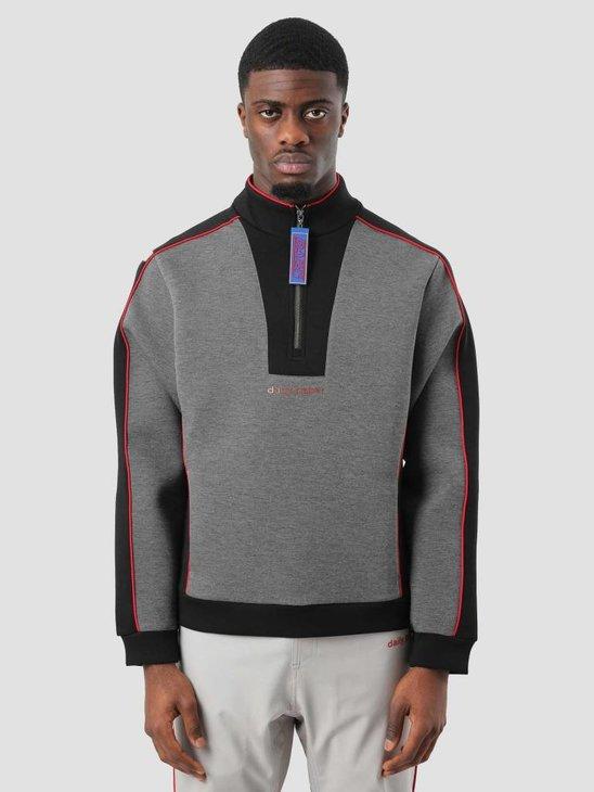 Daily Paper Chane3 Sweater Dark Grey Grey 181158