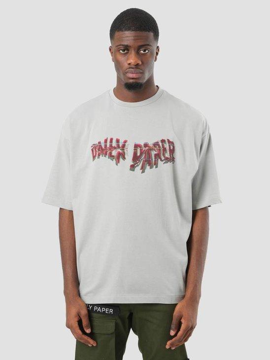 Daily Paper Cochayai T-Shirt Light Grey 181130