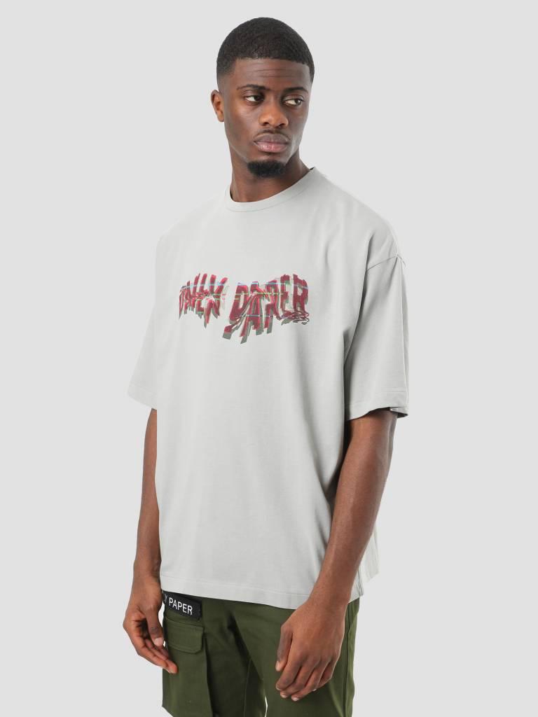 Daily Paper Daily Paper Cochayai T-Shirt Light Grey 181130