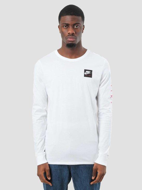 Nike NSW T-Shirt White White 893392-100