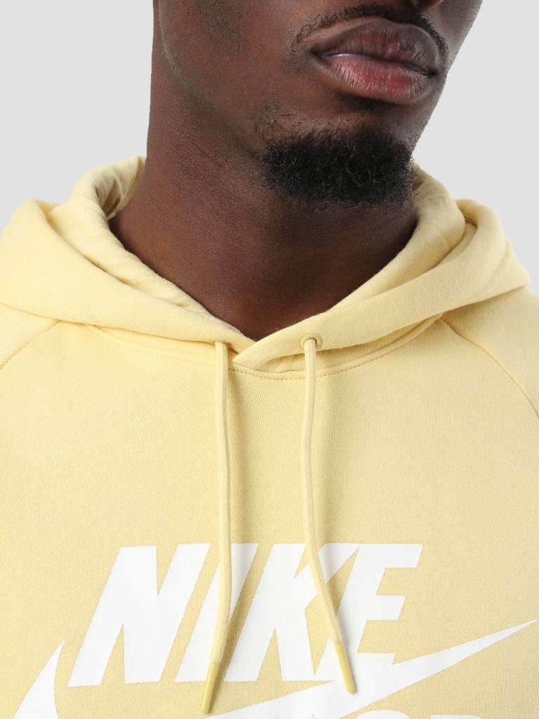 Nike Nike SB Icon Hoodie Lemon Wash White 846886-721