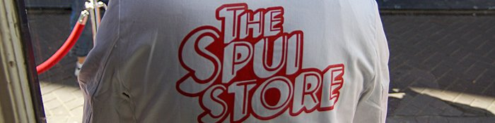 Throwback Thursday #6 - The Spui Store