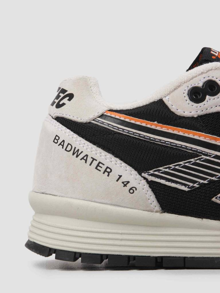 Hi-Tec Hi-Tec HTS Badwater 146 ABC Suede Black Cream 6780-021