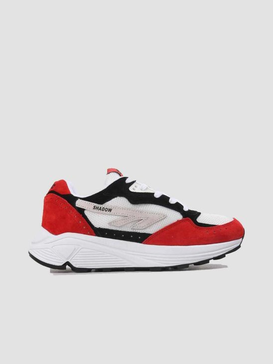 Hi-Tec HTS Silver Shadow RGS Fiery Red Black Nimbus Cloud 6273-101