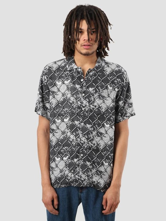 Obey Gatekeeper Woven Black Multi 181210194