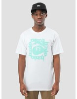 Obey Obey Tunnel Vision T-Shirt White 163081672