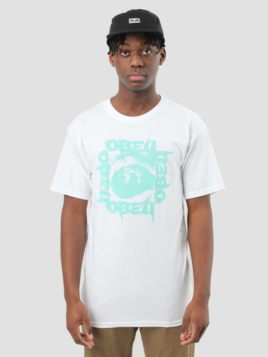 Obey Tunnel Vision T-Shirt White 163081672