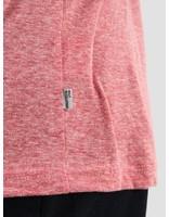 RVLT RVLT Round Neck T-Shirt Red Melange 1001