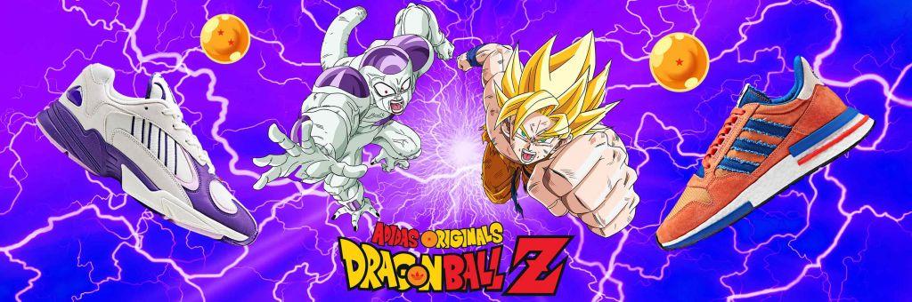 adidas x Dragonball Z
