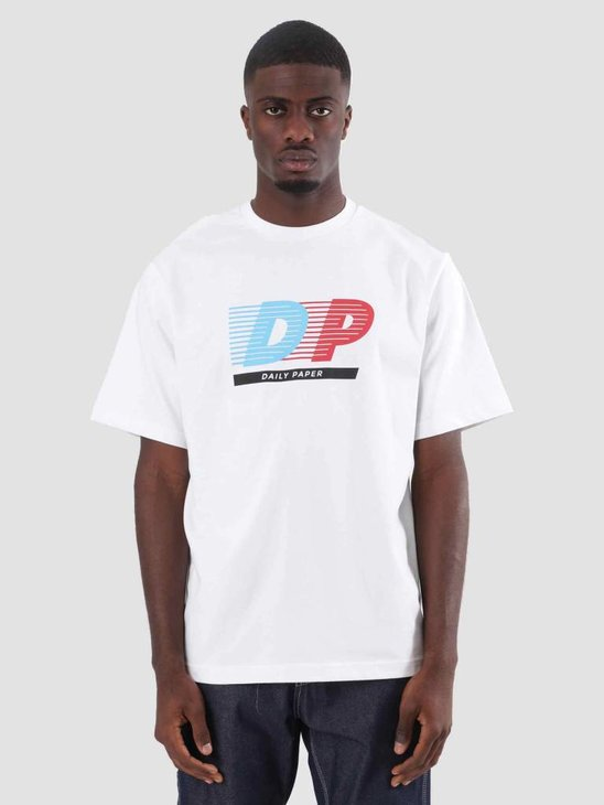 Daily Paper Donnie T-Shirt White 18F1TS05