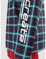 Daily Paper Daily Paper Dedde Longsleeve Black Blue Red Check 18F1TL03