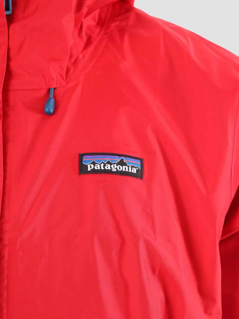 Patagonia Patagonia Torrentshell Jacket Fire Big Sur Blue 83802