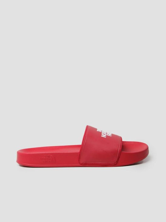 The North Face BC Slide II TNF Red TNF White T93FWOKZ4