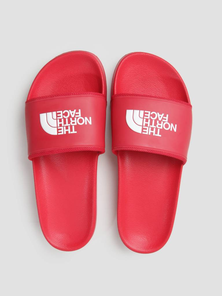 The North Face The North Face BC Slide II TNF Red TNF White T93FWOKZ4