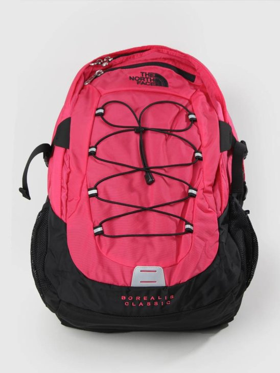 The North Face Borealis Classic Raspberry Red TNF Black T0CF9C1WT