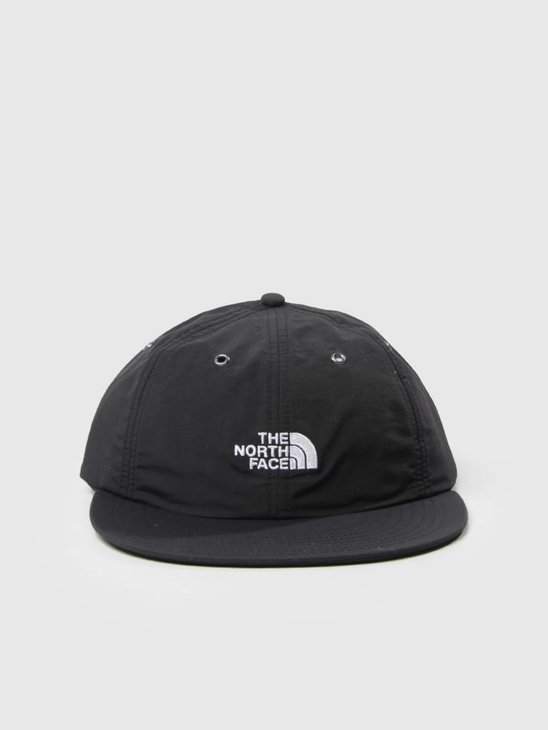 The North Face Thrwback Tech Hat TNF Black TNF White T93FFMKY4