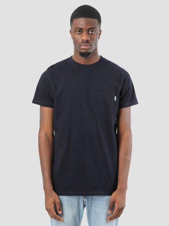 Wemoto Blake T-Shirt Navy Blue 111.223-400