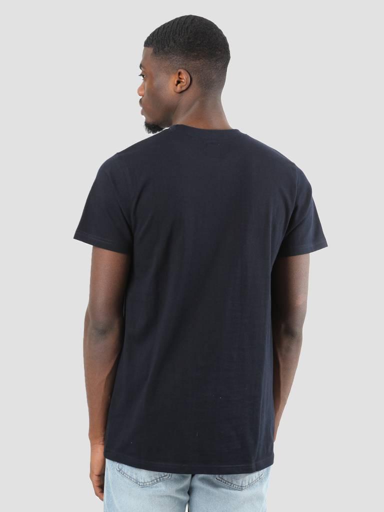 Wemoto Wemoto Blake T-Shirt Navy Blue 111.223-400