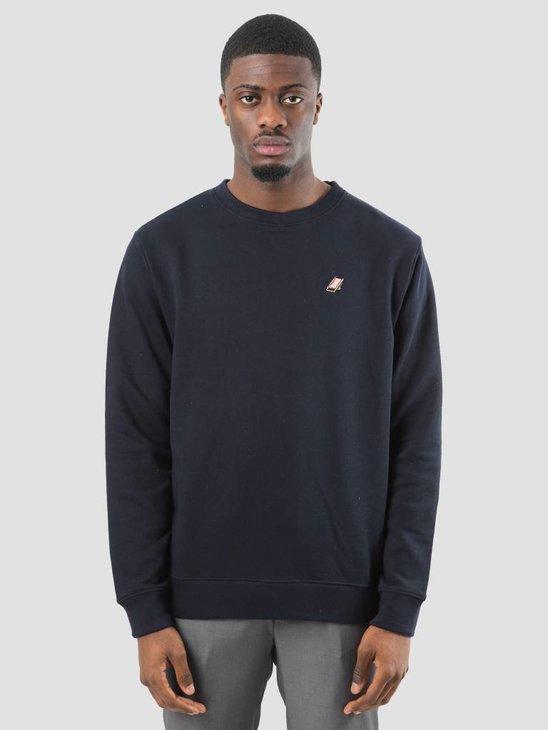 Wemoto Nice Sweater Navy Blue 111.419-400