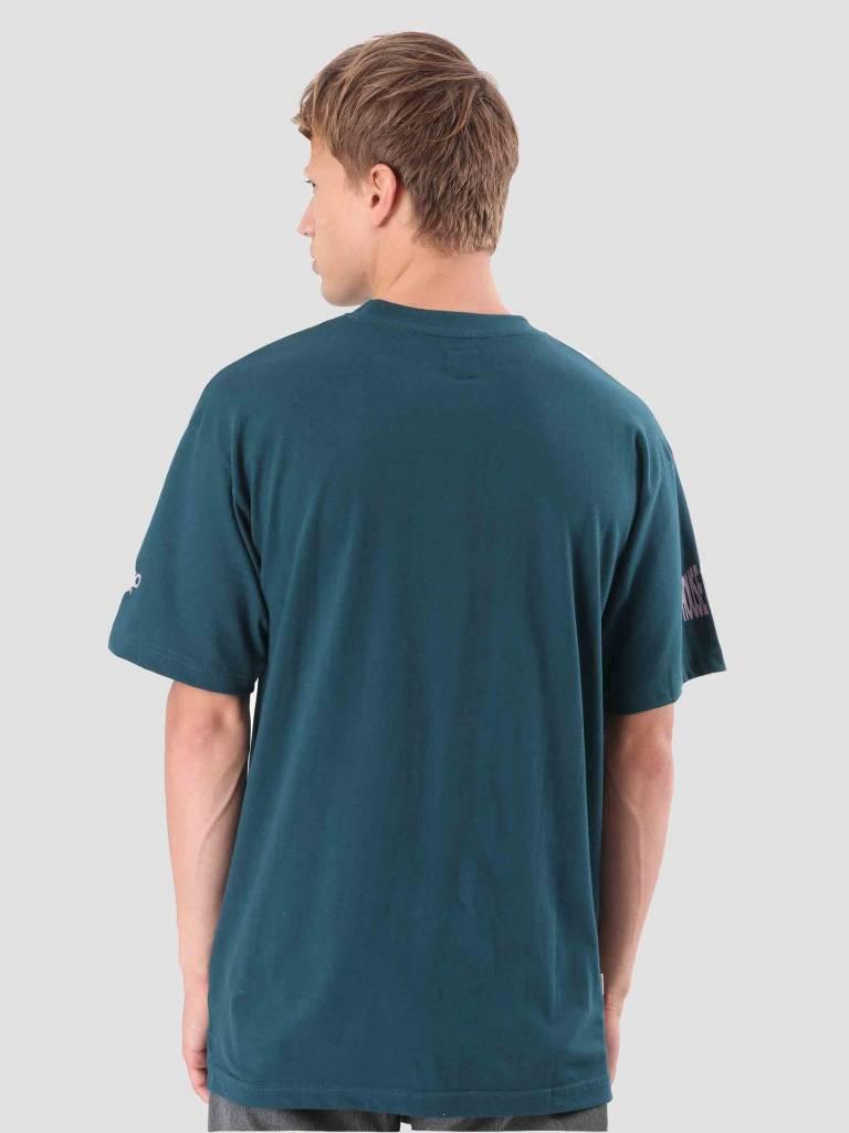 Wemoto Wemoto Trix T-Shirt Atlantic Green 121.242-601