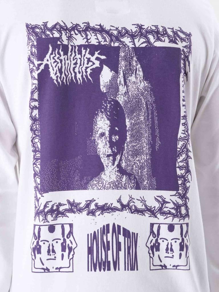Wemoto Wemoto Trix T-Shirt White 121.241-200