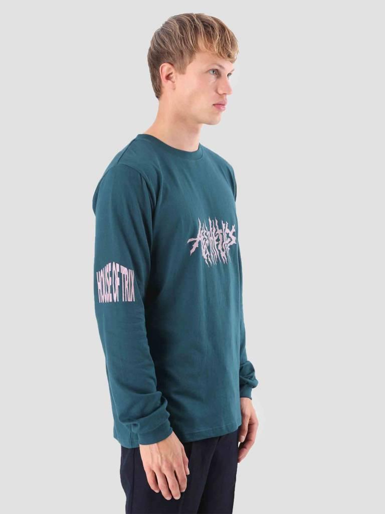 Wemoto Wemoto Trix T-Shirt Atlantic Green 121.241-601