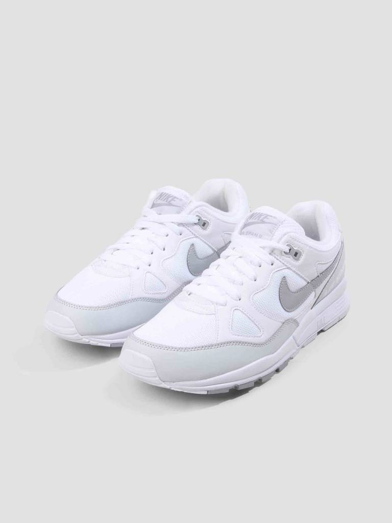 Nike Nike Air Span II Shoe White Wolf Grey-Pure Platinum AH8047-105