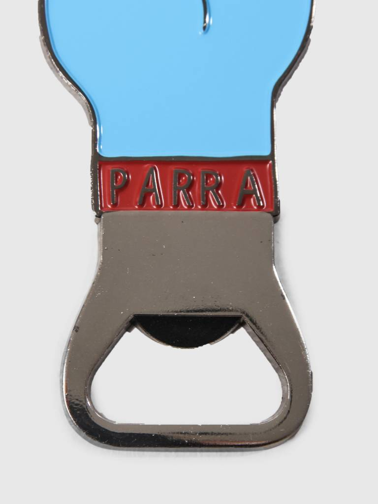 By Parra By Parra Third Prize Bottle Opener Blue - Red 41710