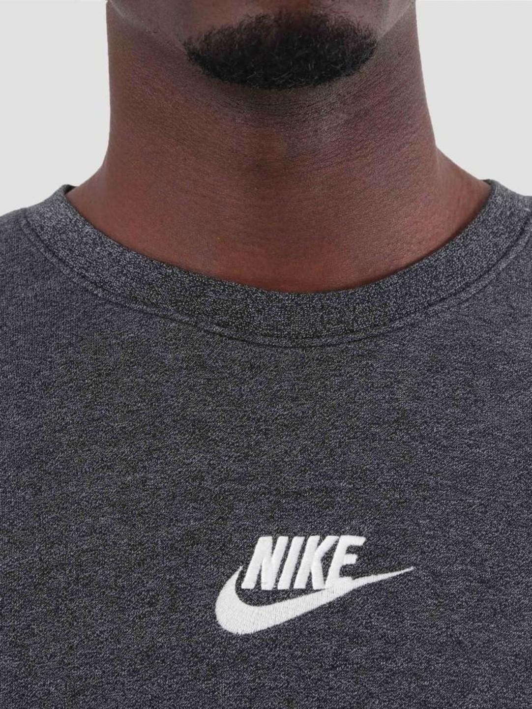Nike Nike Sportswear Heritage Black Htr Sail 928427-010