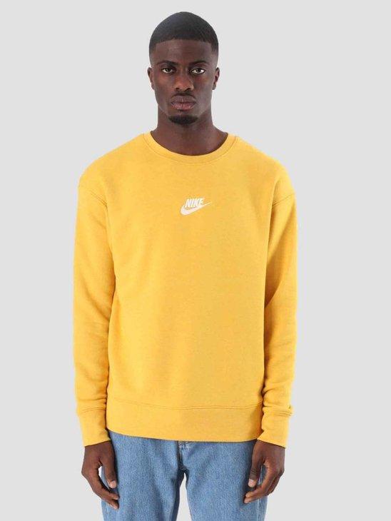 Nike Sportswear Heritage Yellow Ochre Htr Sail 928427-752