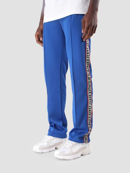 Daily Paper Liba Trackpant Cobalt Blue 18F1BO05