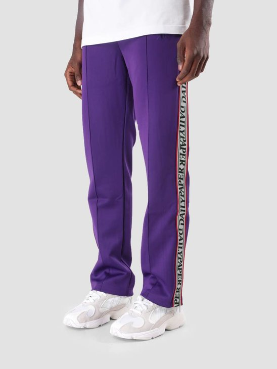 Daily Paper Liba Trackpant Purple 18F1BO04