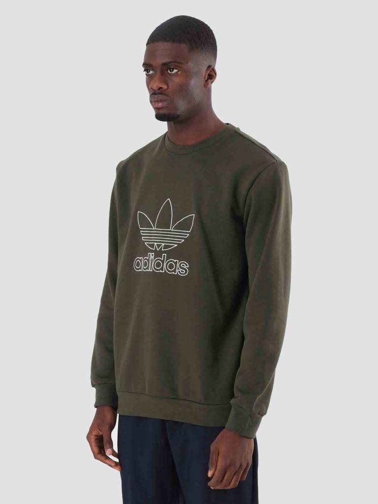 adidas adidas Outline Crew Ngtcar DH5762