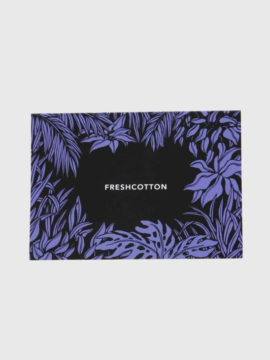 FreshCotton Giftcard 15 Euro Purple