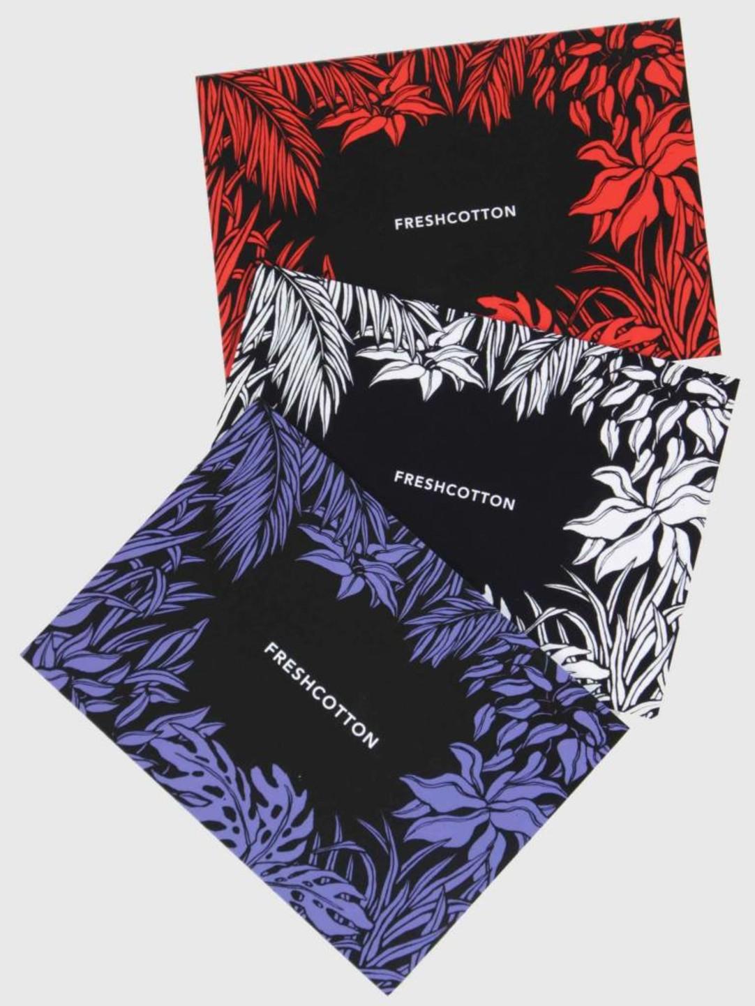 FRESHCOTTON FreshCotton Giftcard 15 Euro Purple