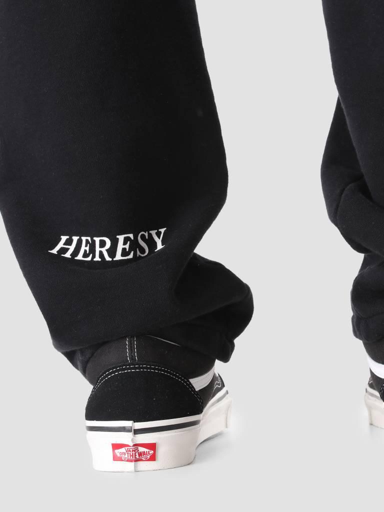 Heresy Heresy Idol Sweatpant Black HAW18-P02