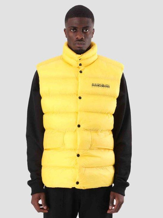 NAPAPIJRI Akke Jacket Spark Yellow N0YHU8Y36