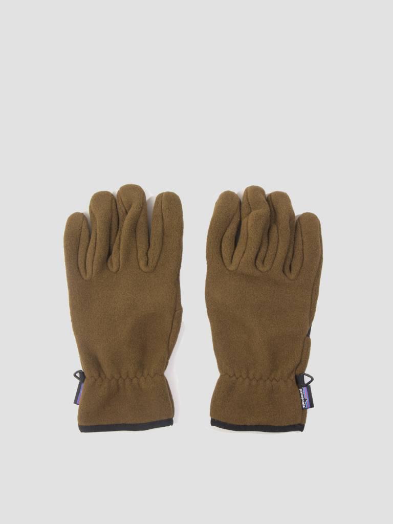 Patagonia Patagonia Synch Gloves Sediment 22400