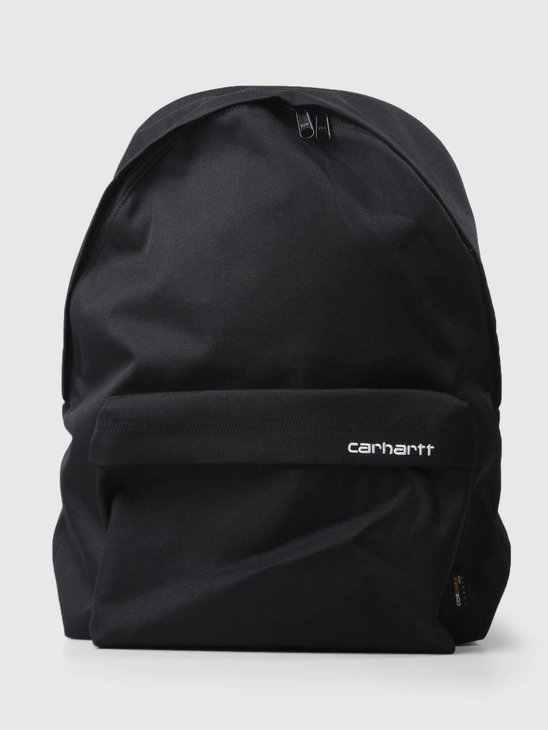 Carhartt Payton Backpack Black White I025412-8990
