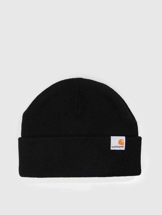 Carhartt Stratus Hat Low Black I025741-8900