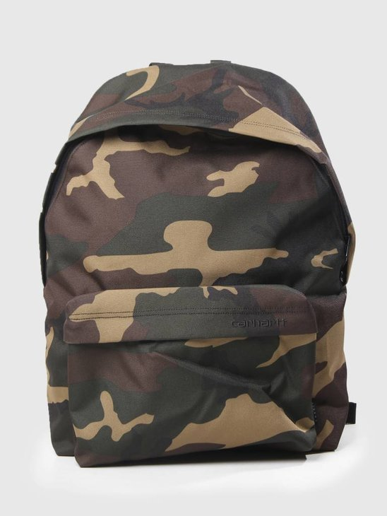 Carhartt WIP Payton Backpack Camo Laurel Black I025412-64090