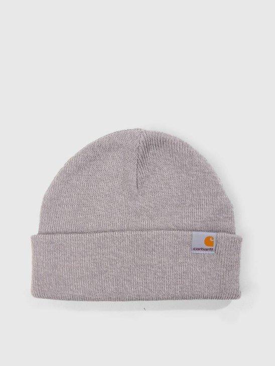 Carhartt Stratus Hat Low Grey Heather I025741-V600