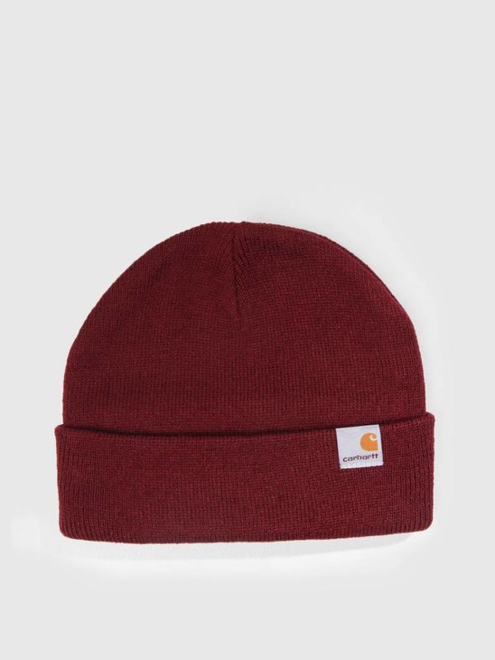 Carhartt Stratus Hat Low Mulberry I025741-88400