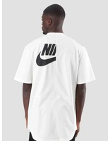 Nike Nike Nsw Ss Top Taped Poly Sail Black AR4934-133